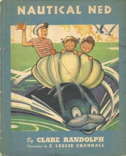 Nautical Ned children's book