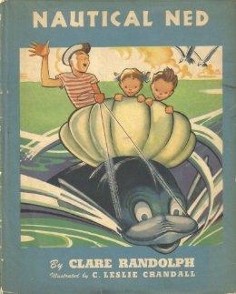 Nautical Ned children's book